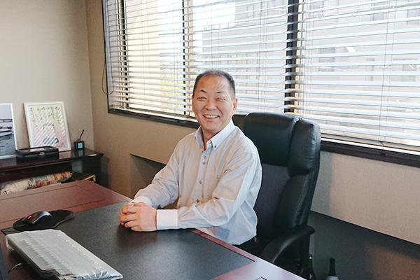 株式会社武貞興業 代表取締役社長 武貞次郎